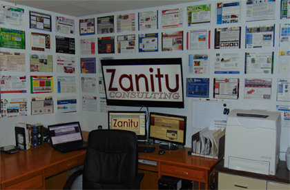 Zanitu Consulting provides full website development and hosting services in the southern Twin Cities area from their office in New Prague, MN.
