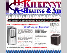 Click to display Kilkenny Heating & Air Info