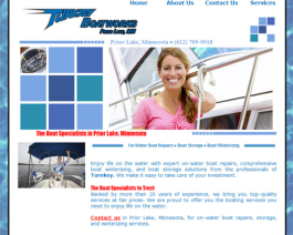 Click to display Turnkey Boatworks Info