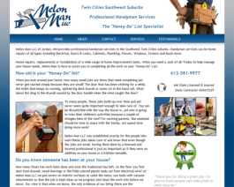 Click to display Melon Man LLC Info