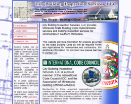 Click to display City Building Inspections, Llc Info