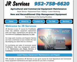 Click to display JR Services Info