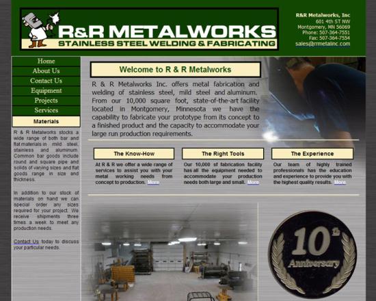 R & R Metalworks