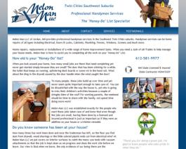 Click to display Melon Man LLC Info