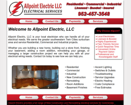 Click to display Allpoint Electric LLC Info