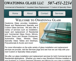 Click to display Owatonna Glass LLC Info